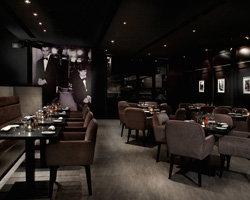 """Diner d'Amour pour la Valentin"" at the quintessential GQ Bar, Restaurant & Lounge"