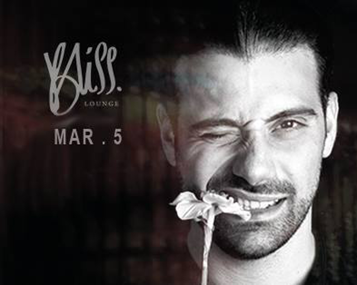 Cause We Love Music presents DJ Stefano Ritteri at Bliss Lounge
