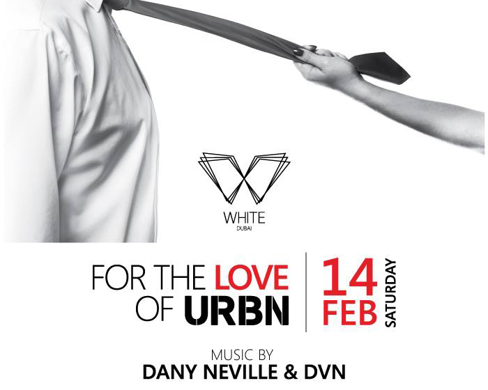 For The Love Of URBN: Saturday, 14th February