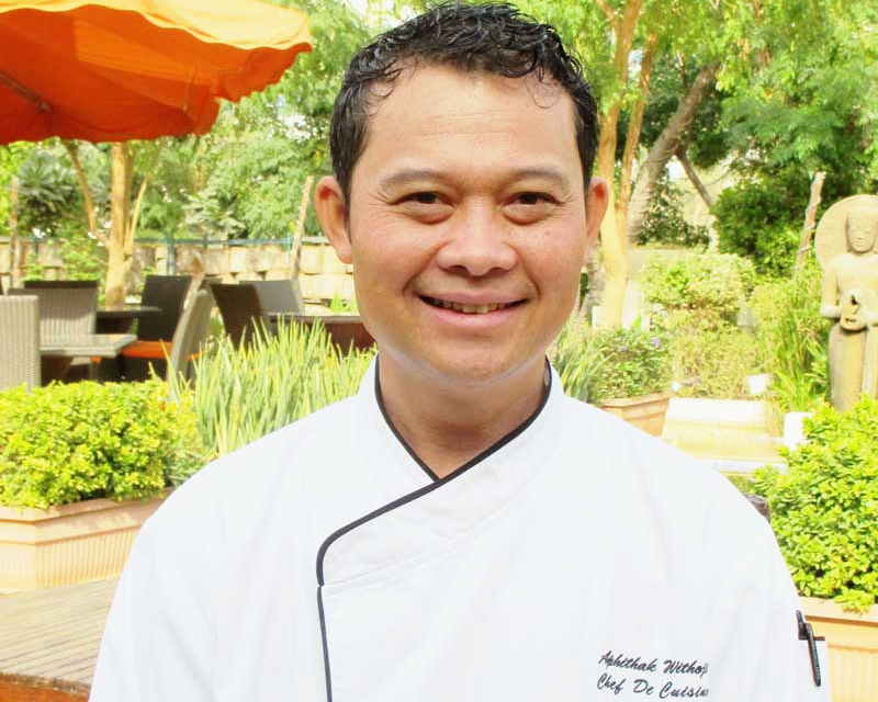 Thai Chi at Wafi welcomes Chef Mac