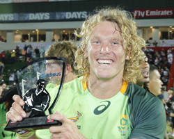 SOUTH AFRICA RACE AWAY TO FIRST DUBAI TITLE SINCE 2008:WERNER KOK NAMED PLAYER OF THE TOURNAMENT