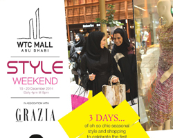 WTC Mall to HostGrazia Style Weekend