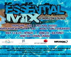 Essential Mix @ Horizon Lounge